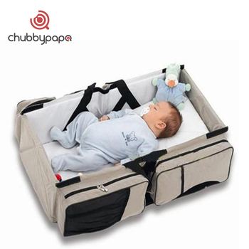 Oem Infant Bed Sleeper Baby Crib Newborn Dock Travel Binet Portable Folding Cradle