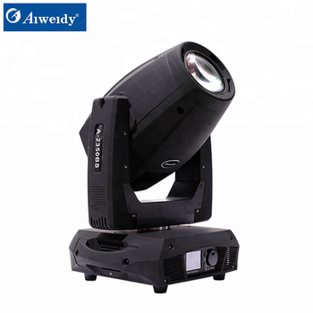 Professional stage lighting dj light beam moving head 350w 17r beam spot wash 3 in 1 350w moving head lights