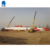 Extendable Trailer for 45mts 56mts 60 meters Wind Blade Transport , 45m extendable low bed trailer for wind blade
