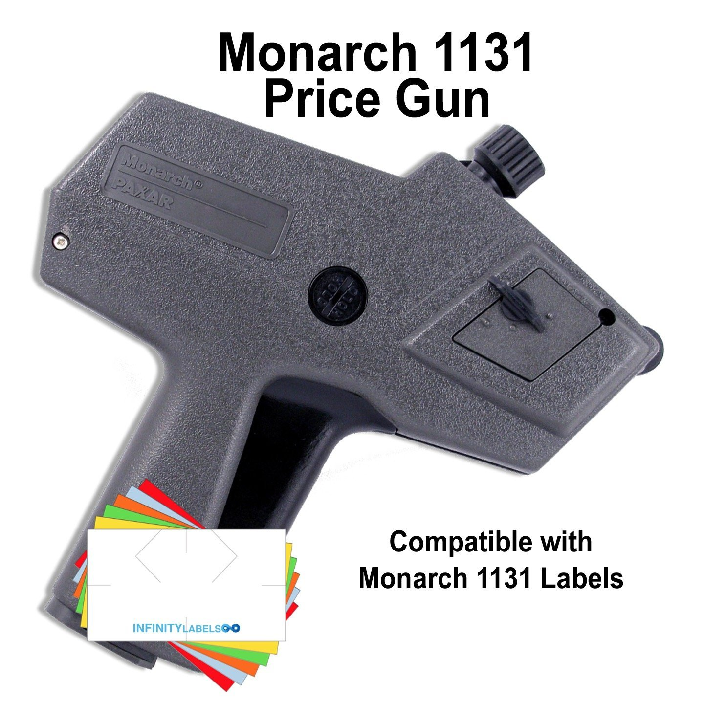 Monarch Price Guns (10): 1131 - BULK PRICING [1 Line / 8 BOLD Characters]