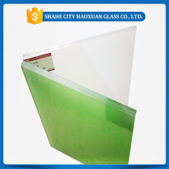 Max size laminated tempered glass