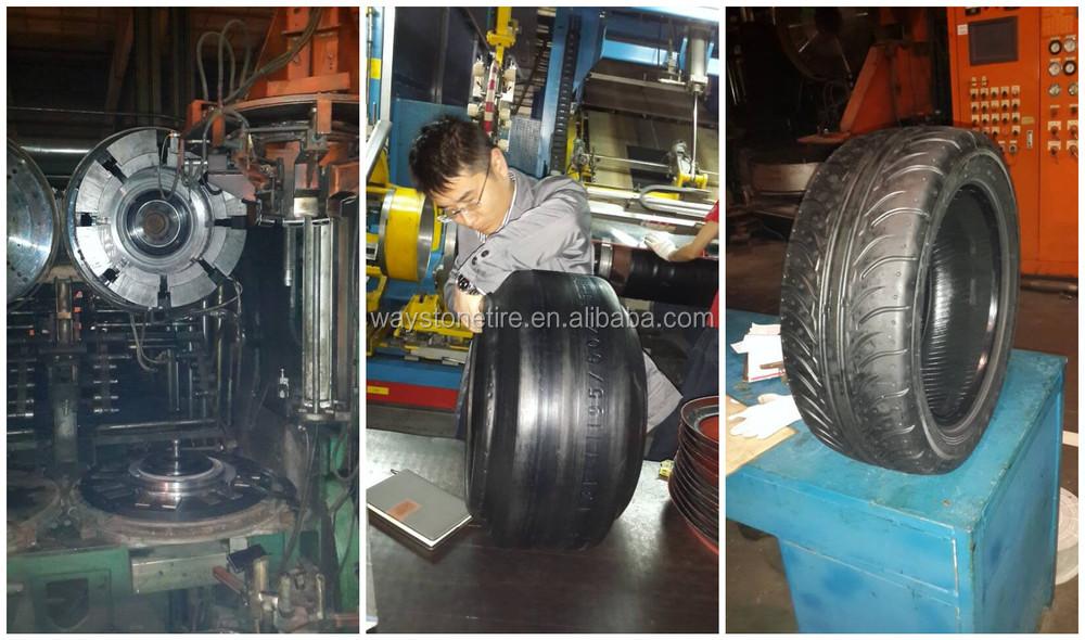 Chinese Zestino Drift Tyres Semi Racing Tires Slick 235/45r18 245 ...