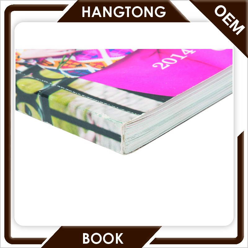 Perfect Binding A5 Softcover Book Printing And Paperback