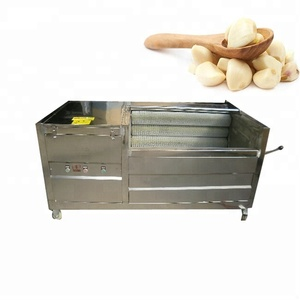 Potato Washing Ginger lotus root Peeling Machine Fruit and Vegetable Cleaning/washing Machine