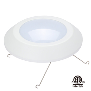 High quality 4&6inch 15W Warm White ETL/cETL LED Downlight