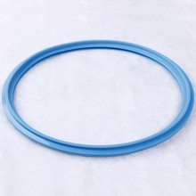 food grade rubber seal ring,big and small color rubber o-ring Red pressure cooker silicone rubber seal ring