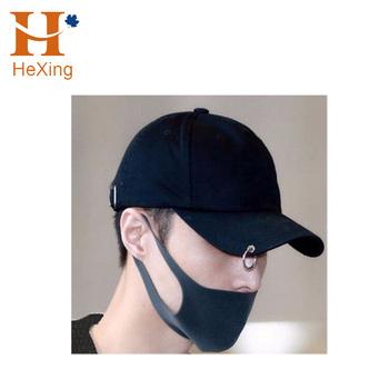 USA Gaya Topi dengan cincin polos katun topi baseball cap pria wanita  produsen e8bd9e5166