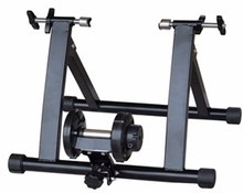 <span class=keywords><strong>Indoor</strong></span> Magnetische Fiets <span class=keywords><strong>Trainer</strong></span> Stand 7 Niveau Weerstand Vouwen Zwart
