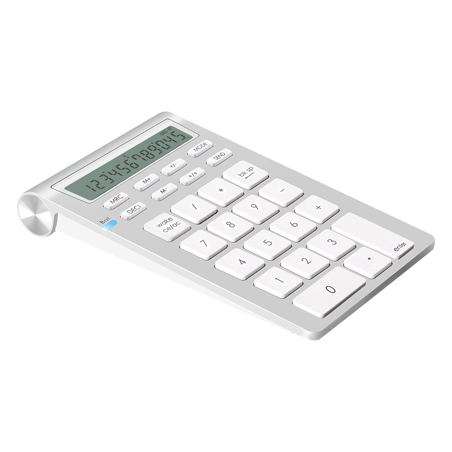 a06fa261003 Buy Alcey Wireless Bluetooth Numeric Keypad with Calculator function for  iMac, MacBooks,PCs and Laptops{Upgraded Version} in Cheap Price on  m.alibaba.com