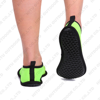 manufacturer neoprene fabric aqua shoes water shoes for men