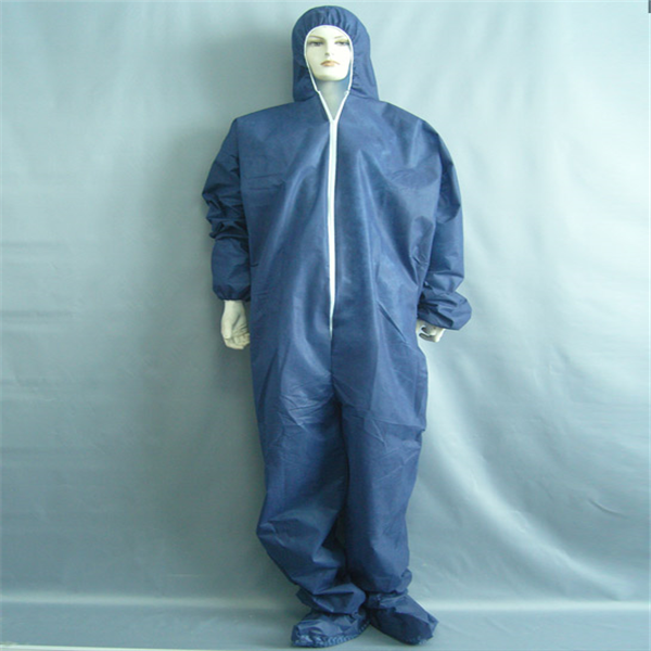 High quality custom colorful Offshore Overalls Cheap White disposable sms lab coverall