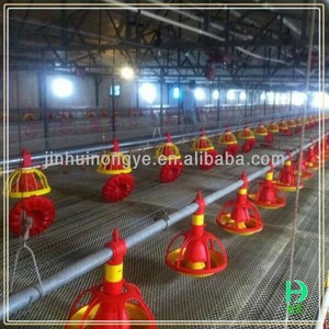 Poultry farming equipment poultry feed pan/poultry farm equipment of pan feeding system