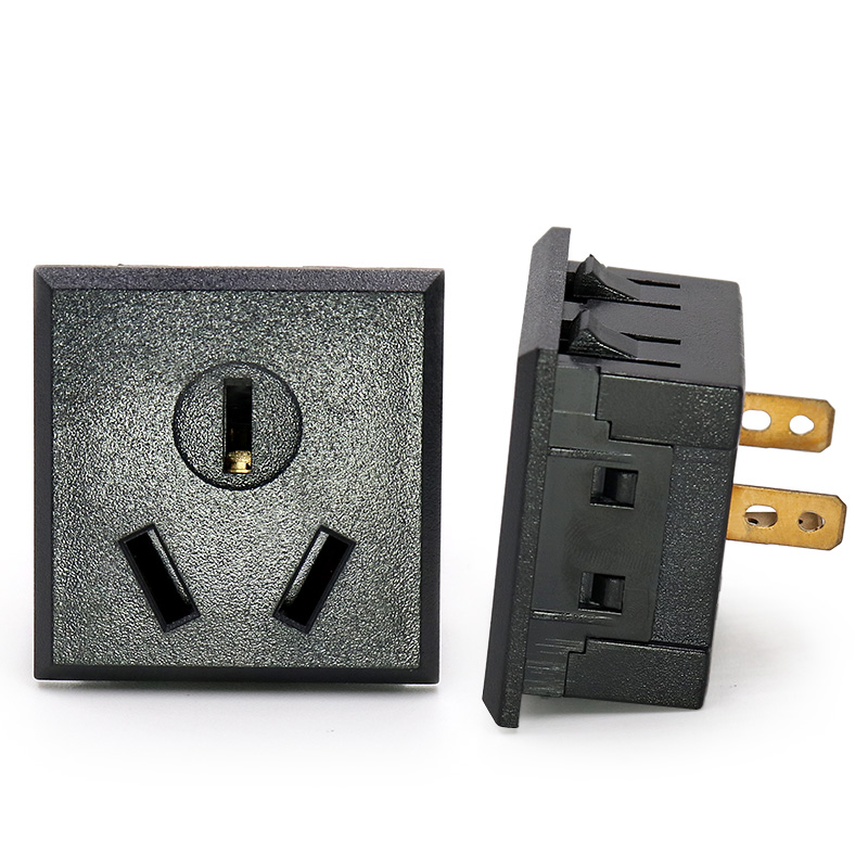 PC material 16A 250V Australia power socket Type I socket <strong>plug</strong>
