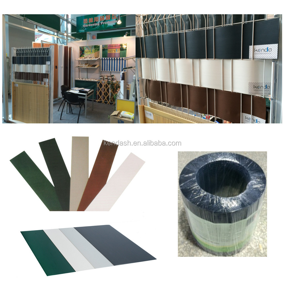 Pvc Fence Slats, Pvc Fence Slats Suppliers and Manufacturers at ...