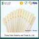 wholesale flat bamboo strips/ flat bamboo bbq skewers