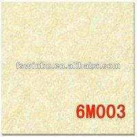 6M003 no stain non slippery porcelain floor tiles