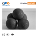 Grinding media 60mm forged grinding steel ball made in china