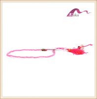 Women handmade glass seed beaded bracelet,fashion boho string tassel wrist bracelet