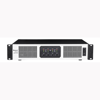 Guangzhou Factory 2u Sound SMPS Professional Power Amplifier (DTA4.5)