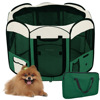 Fabric Pet Playpen unique dog products with 8 Panels
