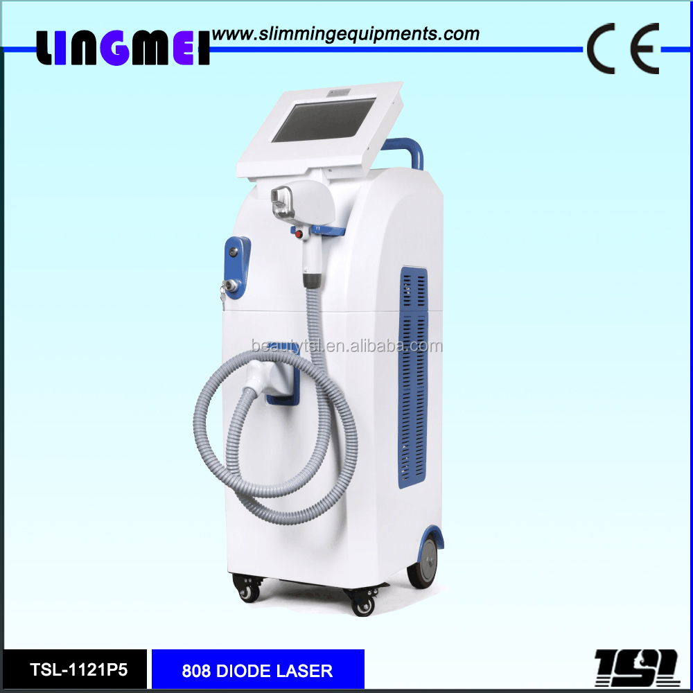 Hot sells in Europe! Latest 808 diode laser hair removal/diodo laser shr no side effect depilacion laser machine