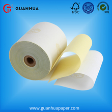 Promotional high quality cheap custom carbonless ncr paper