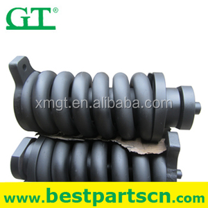 Sell Excavator E320D recoil spring track adjuster assembly spring recoil assy Idler adjuster excavator parts sf no.2394389