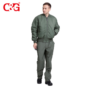 Salable unique bomber light military ma 1 flight jacket