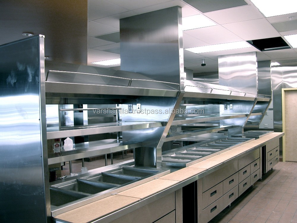 Stainless Steel Heavy Duty Kitchen Equipment - Buy Commercial ...