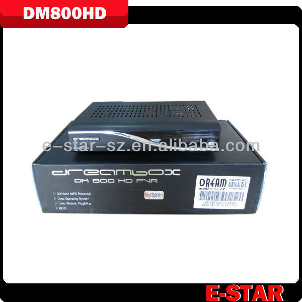 DM800 HD DM800S Digital Satellite Receiver