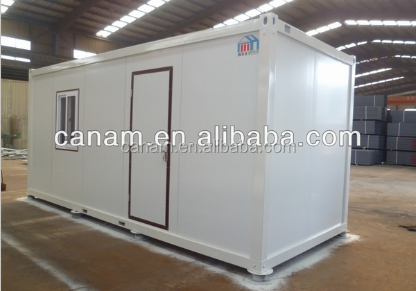 CANAM-manufacture nice price economic sandwich platte fertige container haus