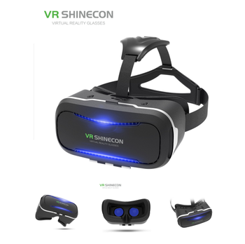 Alibaba Vr Shinecon Vr Headsets,Ps4 Vr Headset Price With Remote,3d Virtual  Reality Headset - Buy Alibaba Vr Shinecon Vr Headsets,Ps4 Vr Headset Price