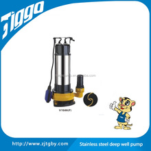 1.5KW Dirty water submersible pump with float