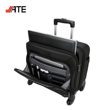Overnight Computer Brief Bags Rolling