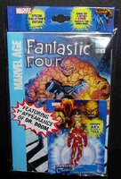 Fantastic 4 (Grow Toy / Comic Book / 6 Tattoos)