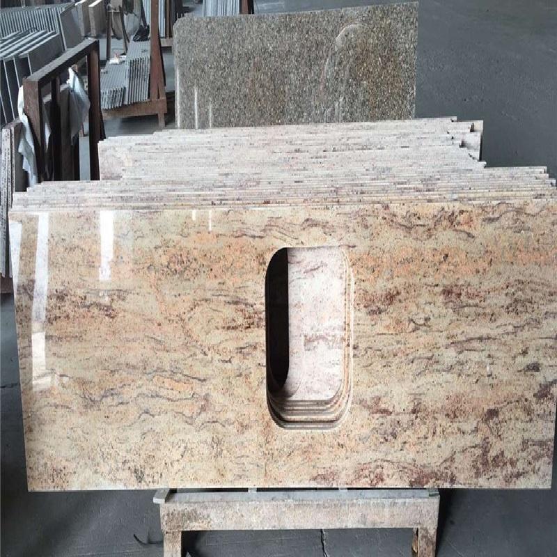 Madura gold granite tile flooring design india