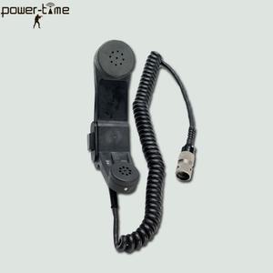 H-250/U military handset M3TR software defined radio