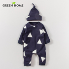 Christmas Baby Rompers 100%Cotton Newborn Infant Romper 0-18M Baby Girls Boy Clothes Jumpsuit Romper Baby Clothes