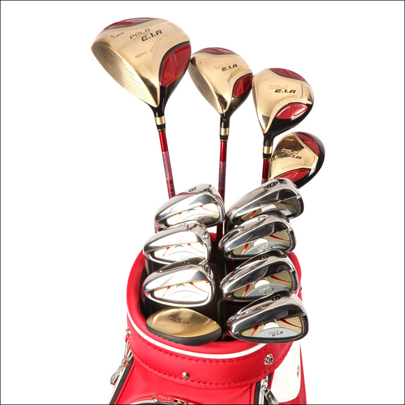 golf beginner Full set of clubs for women Left hand golf clubs set