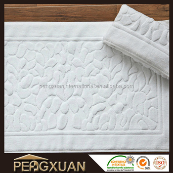 hotel bathroom towel 32s2 21s2 875gsm fabric bath mat