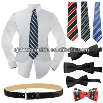 Ribbon Bow Ties Neck Tie For Men