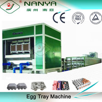 machine for making paper pulp egg tray fruit tray shoe tree