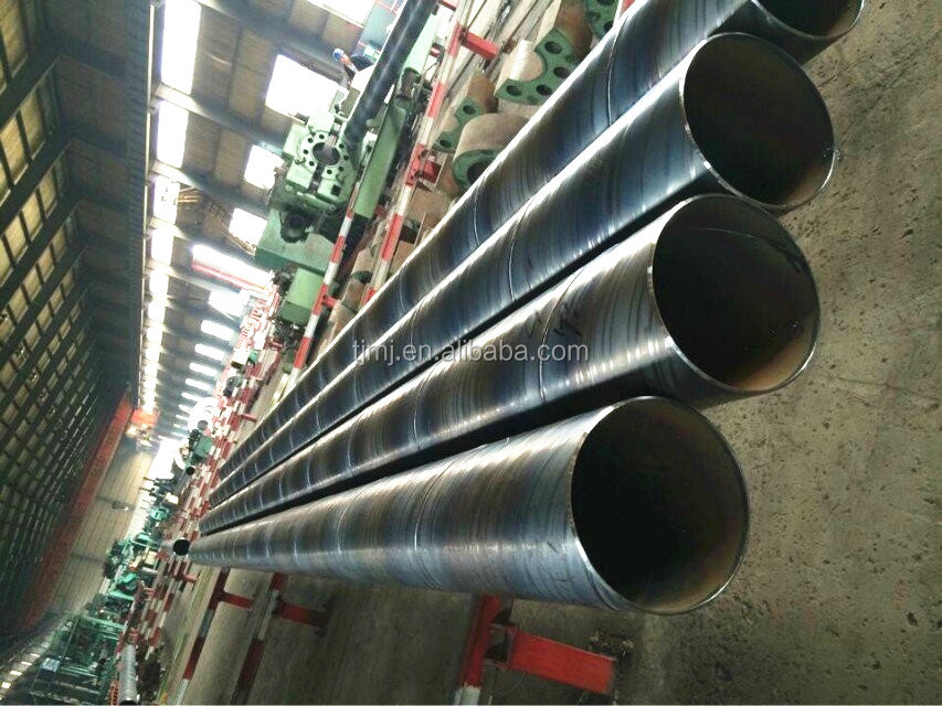 cement lined spiral welded steel pipe 1200mm diameter