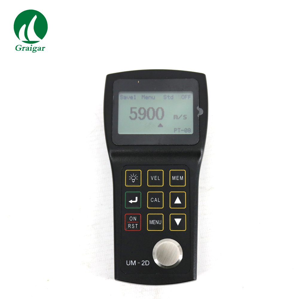 UM-2D Ultrasonic Thickness Meter With Wide Measurement High Precision