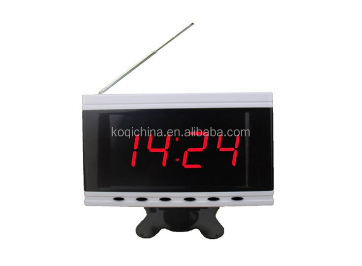 Wireless Paging Kitchen Equipment Wireless Table Waiter Service Call Calling Paging System