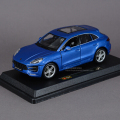 New Macan turbo S SUV 1 24 Bburago origin car model 20 9 7cm high quality