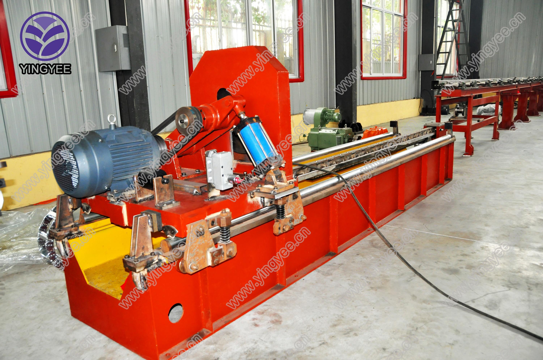 : Precios de molino de tubos de acero de downspout de rollo que forma la máquina
