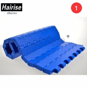 1400 plastic mat top conveyor belt design