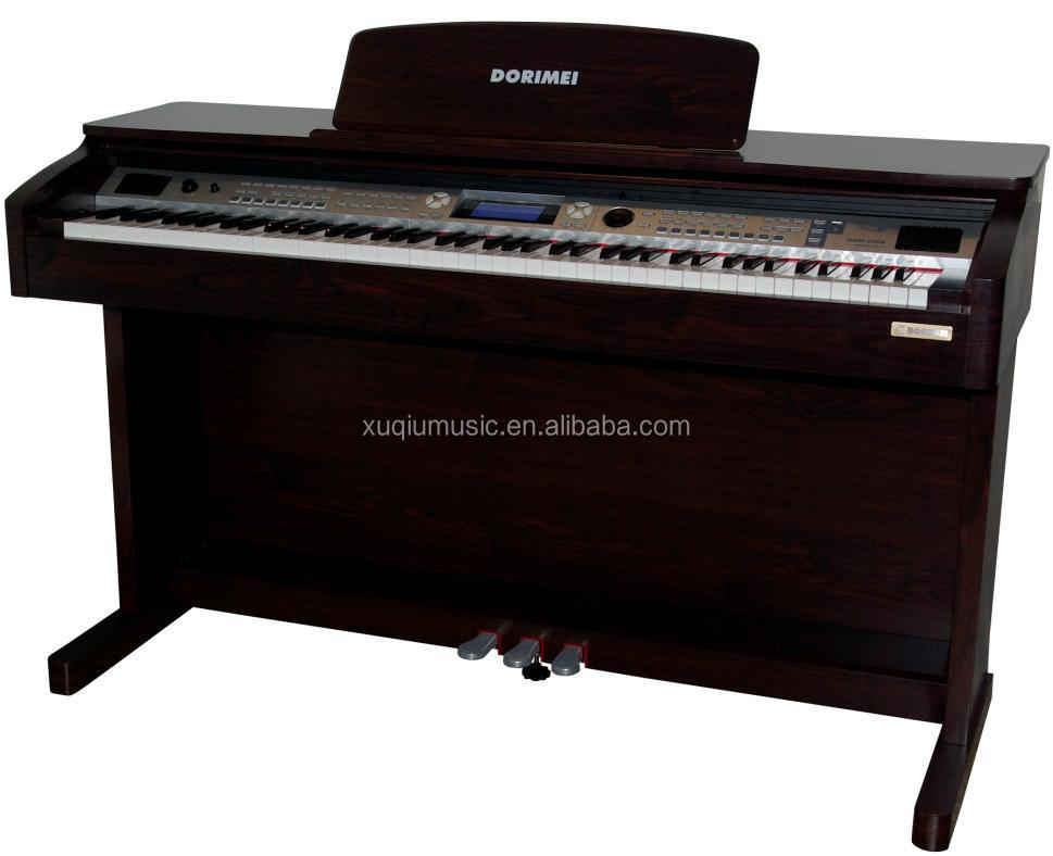 High Grade 88 Keys Black Digital Piano For Sale