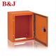 B&J Customized Wall Mount Enclosure Standard Size Metal Junction Box